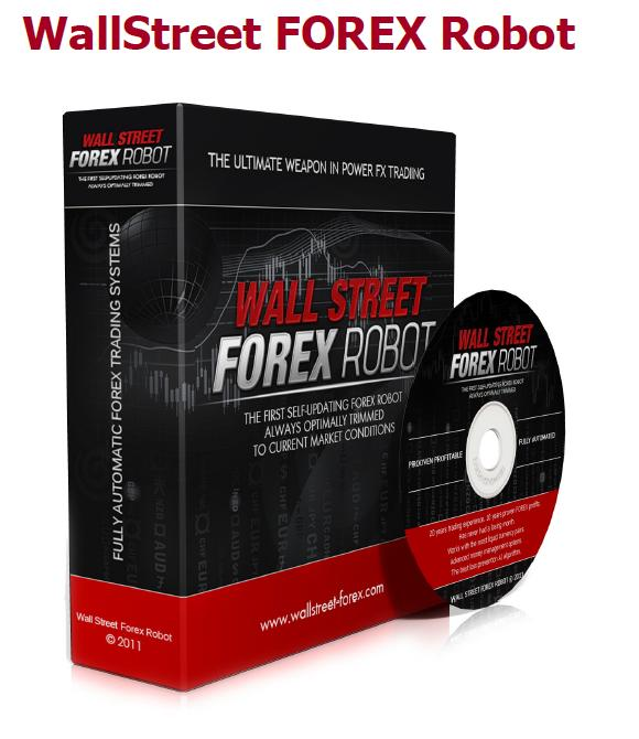 Forex Wall Street Robot 3.9 Robot ea